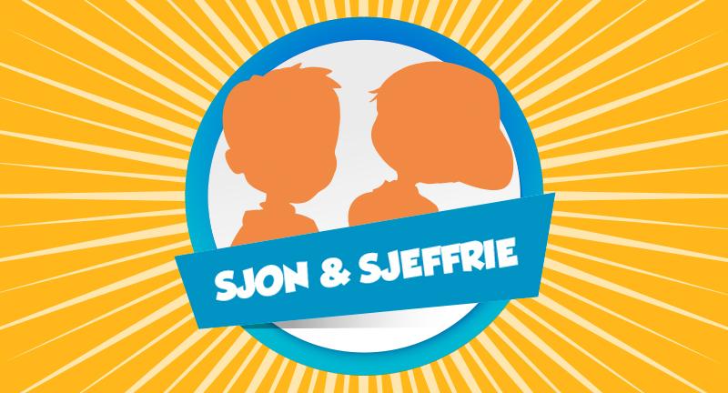 Sjon & Sjeffrie Logo
